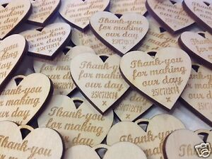Personalised-8cm-XL-Wooden-Engraved-Hearts-Wedding-Favours-rustic-natural