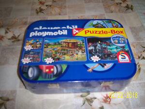4-Puzzles-coffret-metal-ref-55599-de-2009-Playmobil