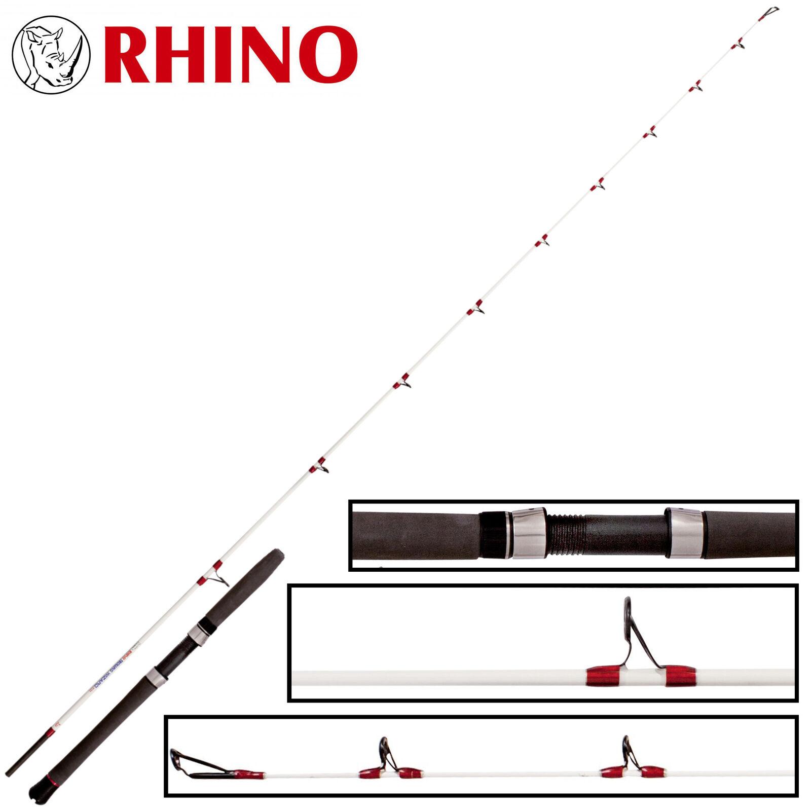 Rhino Trolling Wizard 2 10m 30-70g - Schlepprute Schlepprute Schlepprute Trollingrute für Lachs 6cafae