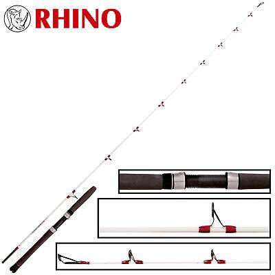Rhino Trolling Wizard 2,40m 30-70g Schlepprute für Meerforelle Trollingrute