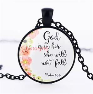 Salmo 46 5 Biblia Versos Dios Está