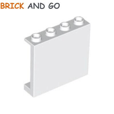 Mur Panneau Wall Panel 1x4x3-4558208 60581 Lego blanc white