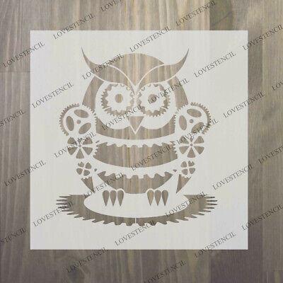 "flower circle mandala stencil craft,fabric,glass,furniture,wall up to 33/"""