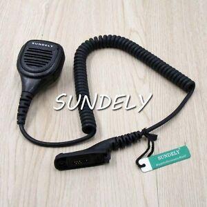 For Motorola Radio Heavy Duty  Hand//Shoulder Mic Speaker  XPR6580 XiRP8200