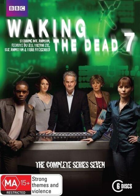Waking The Dead : Season 7 (DVD, 2011, 6-Disc Set)