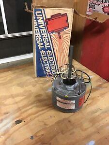 Universal-Electric-Permanent-Split-Capacitor-NOS-1-4-HP-1075-RPM