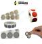 miniatuur 1 - Bollini Scratch off modello gratta e vinci adesivi a cerchio in vari colori