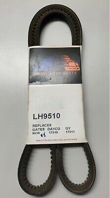 DAYCO17510 GY17511 LONG HAUL BELTS LH//GATES9510