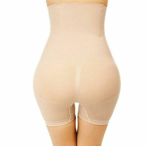 Tummy Control High-Waisted Panties All-Day Shaper Shorts Slimming Boned Panties