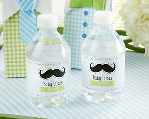 7f50e29d3c Image is loading 24-Personalized-My-Little-Man-Water-Bottle-Labels-