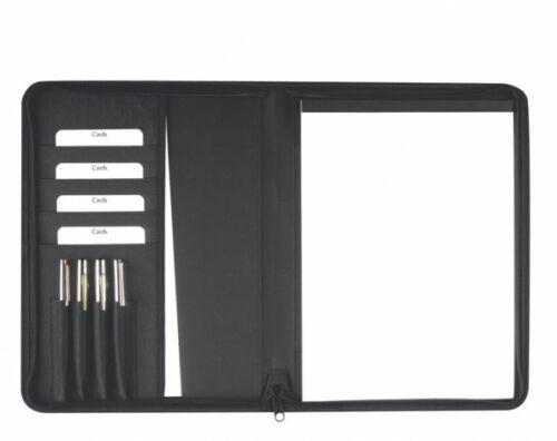 Schreibmappe A4 mit Reißverschluss 07-0963-30