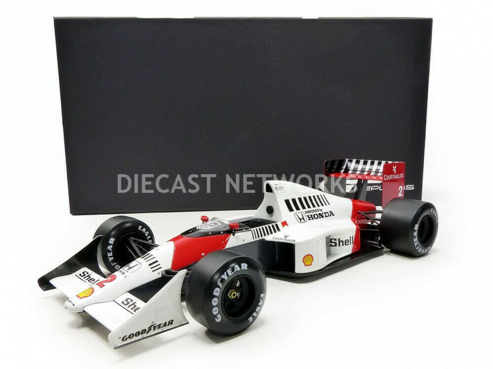 Gp Replicas -1 12- Mc-Laren Honda MP4 5 - Welt Champion 1989-GP12-04B