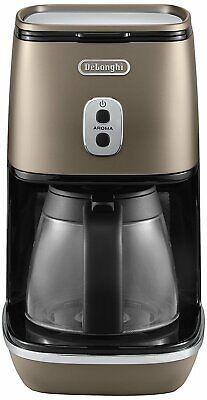 Delonghi Icmi 211 Bz Distinta Coffee Maker Semi Auto Freestanding Brown Acquisti Online Su Ebay