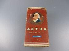 Uralte Astor Zigaretten /Cigaretten-Schachtel (GK82)