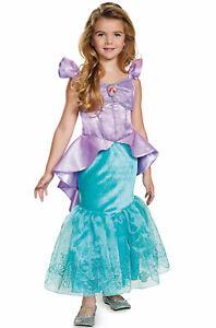 Brand New Disney Princess Cinderella Prestige Child Costume