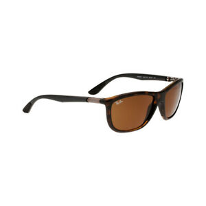 Rayban-Active-Nylon-Frame-Brown-Classic-Lens-Men-039-s-Sunglasses-0RB83516221736017
