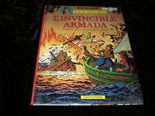 Bob de Moor : Cori le moussaillon : L'invincible Armada 1 EO 1978 couverte