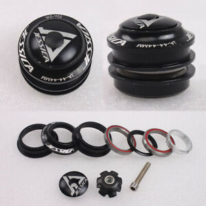 "44-44mm MTB  Bike Headset 1-1//8/"" Sealed Bearings for Straight Fork Frames Parts"