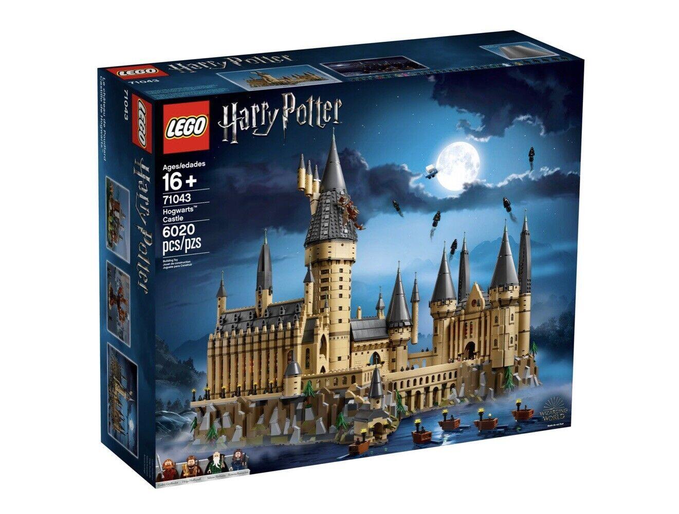 LEGO 71043 - HARRY POTTER HOGWARTS CASTLE- NEW