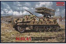 RODEN 714 1/72 Sd.Kfz.4/1 (8cm) Raketen-Vielfachwerfer auf Panzerwerfer 42