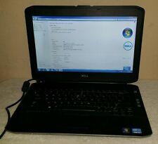 Dell Latitude E5430 intel i5 2.6GHz 4GB 500GB DVD Windows 7 laptop computer wifi