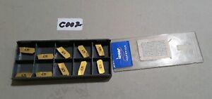 10 PCS ISCAR GIMF 406 IC 635 CARBIDE INSERTS
