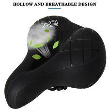 Bicycle Cycling Big Bum Saddle MTB Bike Seat Wide Soft Pad Comfort Road Bike Cus