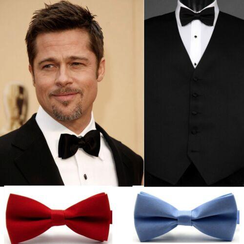 Classic Fashion Adjustable Novelty Mens Bow Tie Tuxedo Bowtie Wedding  Necktie