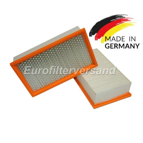 für Würth//Würthmaster ISS 35 Luftfilter Staubsauger Auswaschbar 1x Filter PES