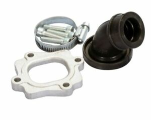 Intake-Manifold-19-21mm-Polini-360-for-Plug-Adly-Her-Chee-Airtec-50-AC