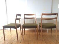 Johannes Andersen, stol, Anne, Tre