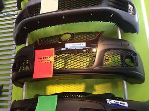 Paraurti-anteriore-Golf-5-versione-GTI-dal-2003-gt-2008-ABS-nuovo-completo