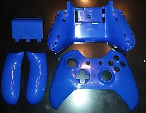 Details about XBOX ONE CONTROLLER SHELL DARK BLUE FULL SHELL REPLACEMENT  HOUSING XBOX 1 FS