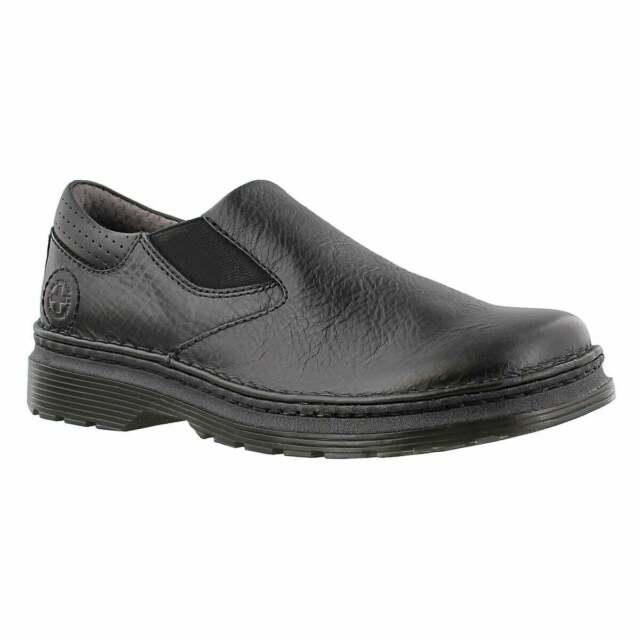 """Doc Dr Martens /""""slip on shoe/"""" 3a65 Black"""