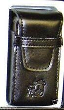 Colibri Black Leather Luxury lighter cigar cigarette case