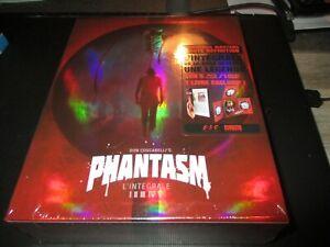 "COFFRET 5 BLU-RAY + 1 DVD NEUF ""PHANTASM - L'INTEGRALE 1 2 3 4 5"" horreur"