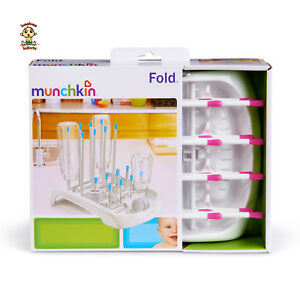 Munchkin-Drying-Rack-Color-Pink-Authentic-and-Brand-New