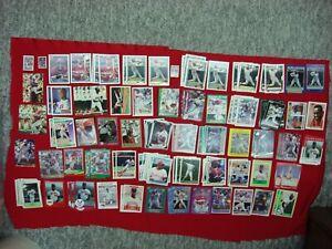 WES CHAMBERLAIN 165 BB CARD LOT ROOKIES MINORS ERRORS PARALLELS DESERT SHIELD