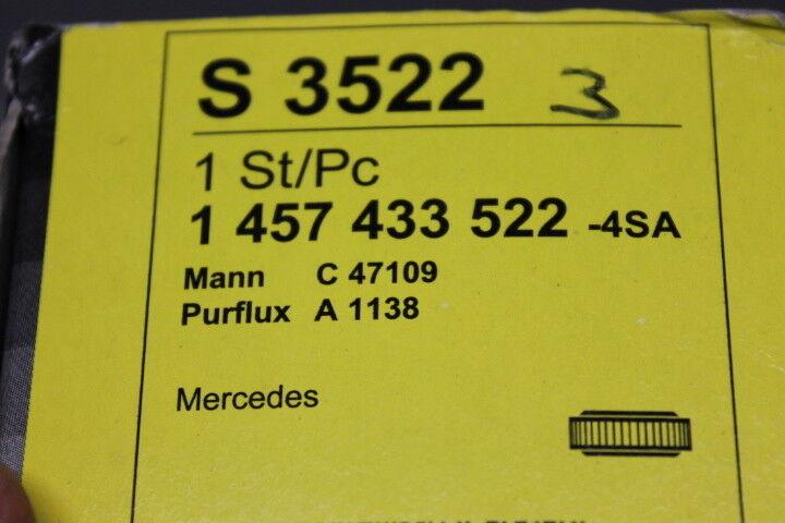 Mahle LX939 Voiture Filtre à air remplace CA9544 WA6681 1457433522 OE 78483174