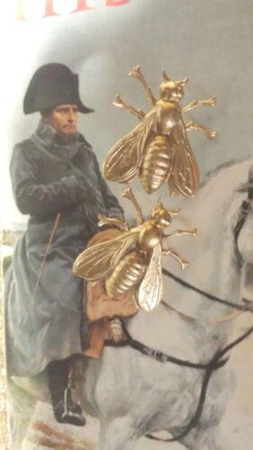 Lot de deux abeilles impériales copie