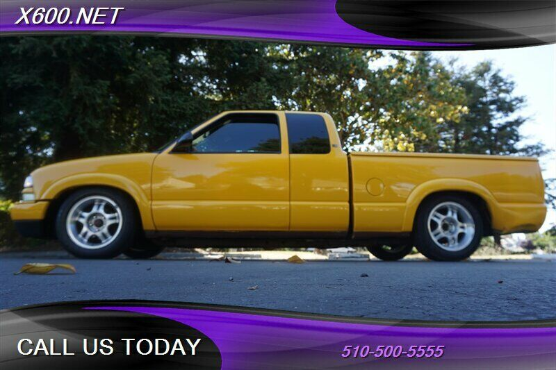 2003 Chevrolet S-10 LS Xtreme 3dr Extended Cab LS Xtreme