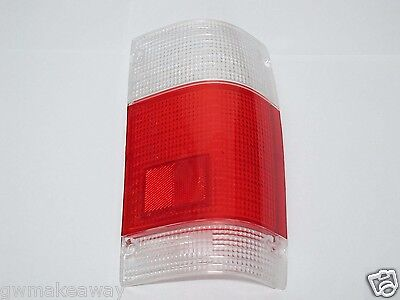 TAIL LIGHT CLEAR LENSES PAIR FOR MAZDA BRAVO B2000 B2200 B2600 1986-95 87 88 89
