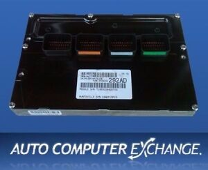 Image Is Loading 2004 2005 Chrysler Town Amp Country Engine Computer