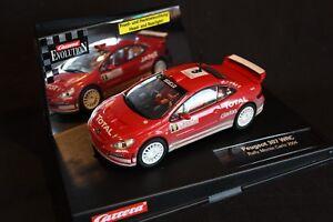 Carrera-Evolution-Peugeot-307-WRC-2004-1-32-6-Loix-Smeets-Rallye-MC