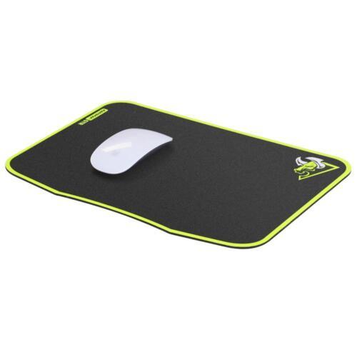 Rantopad GTR Plastic Gaming Mousepad Mat Anti-Slip Rubber Base 350x240x2.5mm
