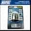 Maypole Chromed Towball Cover Cap Hitch Towbar Towing Trailer Caravan MP130