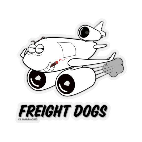 Freight Dogs sticker 2