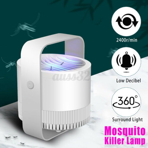 Electric Mosquito Insect Killer lamp light Zappers Fly Bug UV Catcher Trap Home