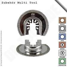 Diamantsägeblatt Segment 65mm Fugen für Multifunktionswerkzeug Multi Tool