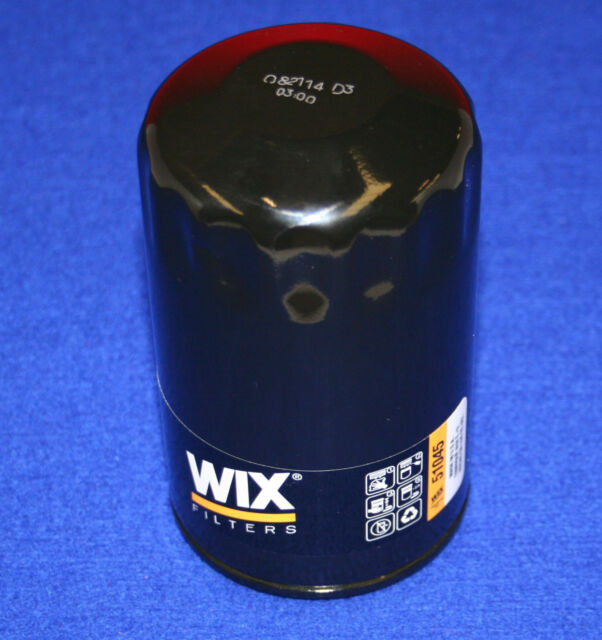 CADILLAC 1977-1979 Eldorado 425ci Engine Oil Filter Assembly Wix #51045 77 78 79